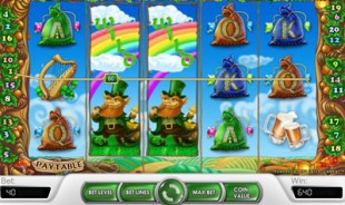jeu Golden Shamrock
