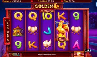 aperçu jeu Golden 1