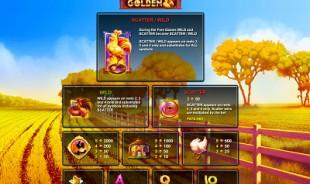 aperçu jeu Golden 2