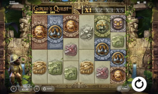 jeu Gonzo's Quest Megaways