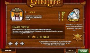 aperçu jeu Gunslinger 2