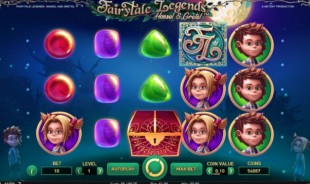 jeu FairyTales Legends: Hansel & Gretel