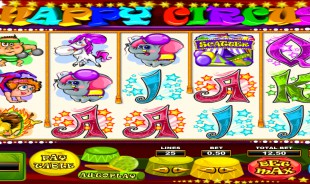 aperçu jeu Happy Circus 1