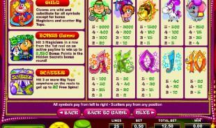 aperçu jeu Happy Circus 2