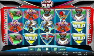 aperçu jeu Hero's War 1