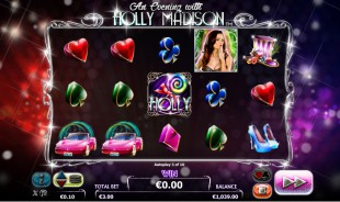 jeu An Evening with Holly Madison