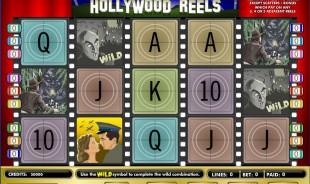 aperçu jeu Hollywood Reels 1