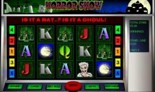 aperçu jeu Horror Show 1