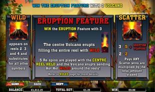 aperçu jeu Hot Hot Volcano 2