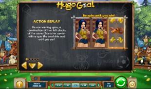 aperçu jeu Hugo Goal 2