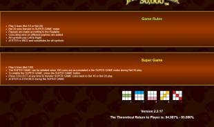 aperçu jeu jackpot Jester 50.000 2