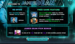 aperçu jeu James Dean 2