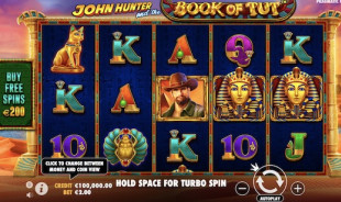 jeu John Hunter and the Book of Tut