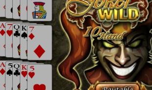 aperçu jeu Joker Wild 2