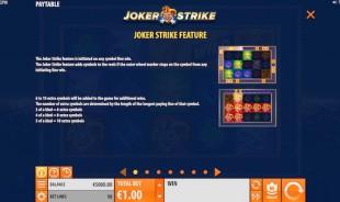 aperçu jeu Joker Strike 2