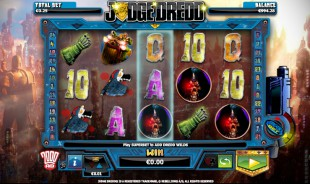 Judge Dredd free game