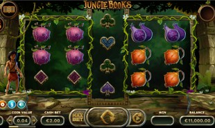 jeu de casino du 1 juin 2020 Jungle Books