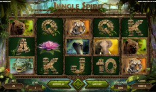 aperçu jeu Jungle Spirit: Call of the Wild 1