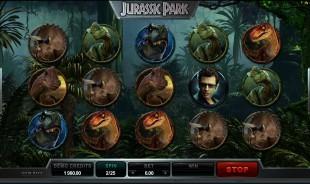 aperçu jeu Jurassik Park 1