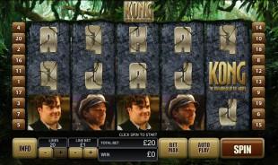 aperçu jeu King Kong 1