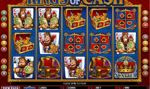 jeu King of Cash