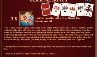 aperçu jeu Las Vegas Fever 2