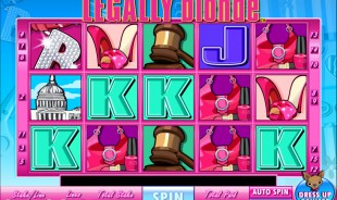 Legally Blonde free game