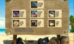 aperçu jeu Lost Treasures 2