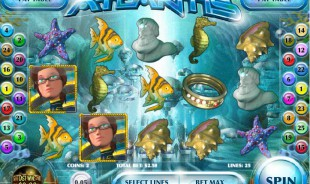 jeu Lost Secret of Atlantis