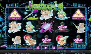 aperçu jeu Love Lab 1