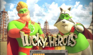 preview Lucky Heroes 1