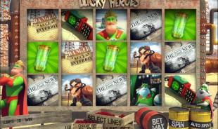 aperçu jeu Lucky Heroes 2