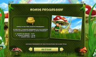 aperçu jeu Lucky Leprechaun 2