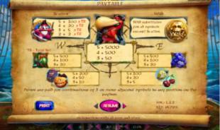 aperçu jeu Lucky Pirates 2