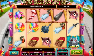 Mad Pinatas free game