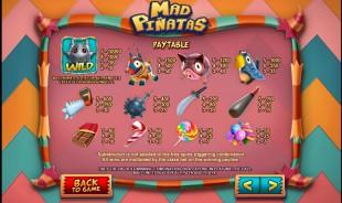 aperçu jeu Mad Pinatas 2