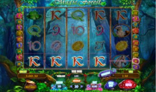 jeu Magic Forest