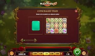 aperçu jeu Mahjong 88 2