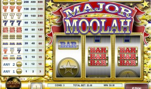 jeu Major Moolah