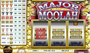 aperçu jeu Major Moolah 2