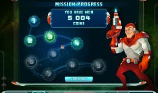 aperçu jeu Max Damage and The Alien Attack 2