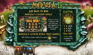 aperçu jeu Medusa II 2