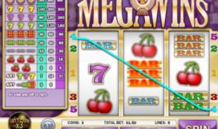 aperçu jeu MegaWins 2