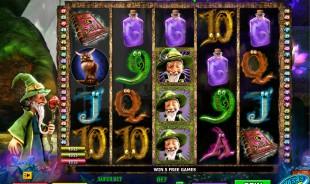 aperçu jeu Merlin's Millions 1