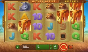 jeu Mighty Africa
