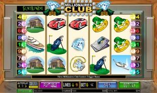 aperçu jeu Millionaires Club 1