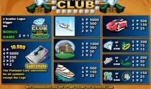 aperçu jeu Millionaires Club 2