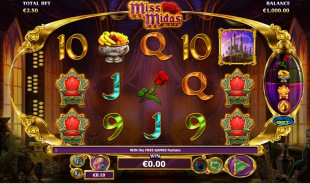 Miss Midas free game