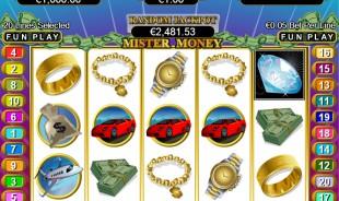 aperçu jeu Mister Money 1