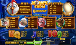 aperçu jeu Money Farm 2